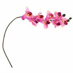 №17 Орхидея розовая