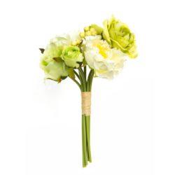 №12 Розы и пионы