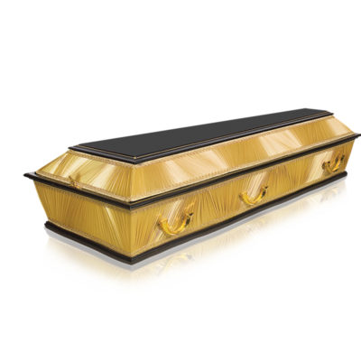 №49 Гроб ФКК-4 Комби золото