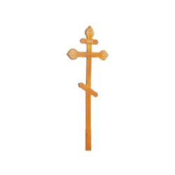 №50 Крест фигурный (сосна)