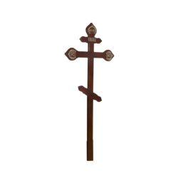 №51 Крест фигурный (сосна)