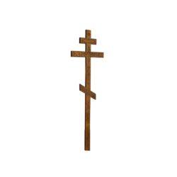 №45 Крест состаренный (сосна)