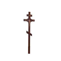 №49 Крест с узором (сосна)