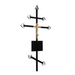 №13 Крест-Православный (металл)