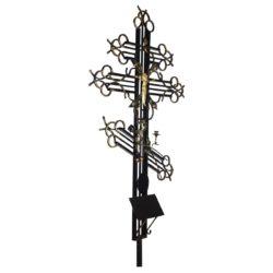 №17 Крест-эксклюзив (металл)