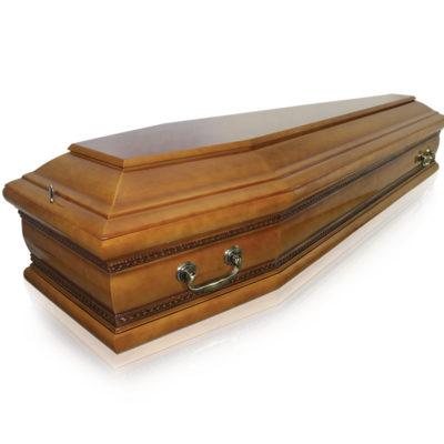 №14 Гроб ФБ-6С Бергамот глянец