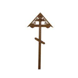 №55 Крест с орнам. состар. (сосна)