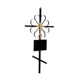 №11 Крест-стандарт (металл)