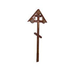 №42 Крест плен распятие (сосна)