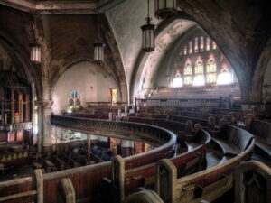 Церковь протестантская